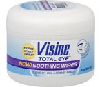 Visine Total Eye Soothing Wipes