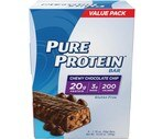 Pure Protein Chewy Chocolate Chip High Protein Bar Value Pack