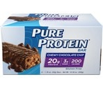 Pure Protein High Protein Bar Chewy Chocolate Chip