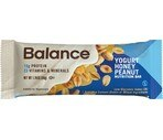 Balance Bar Yogurt Honey Peanut