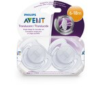 Avent Orthodontic Pacifier 6-18 M