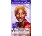 Dark And Lovely Permanent Hair Color 396 Luminous Blonde