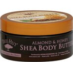 Tree Hut Shea Body Butter Almond & Honey