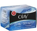 Olay 2-in-1 Daily Facial Cloths Sensitive