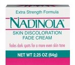 Nadinola Skin Discoloration Fade Cream Extra Strength Formula