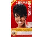 Creme Of Nature Permanent Hair Color 1.0 Intense Black