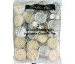 Candle-Lite Scented Tea Lights Vanilla Wafers