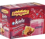 Emergen-C Kidz Vitamin C Dietary Supplement Fruit Punch