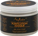 Shea Moisture Organic African Black Soap Purification Masque for Dry, Itchy Scalp