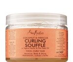 Shea Moisture Coconut & Hibiscus Curling Souffle for Thick, Curly Hair