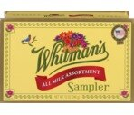 Whitmans Sampler Milk Chocolate Assortment