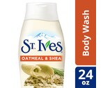 St. Ives Moisturizing Body Wash Oatmeal & Shea Butter