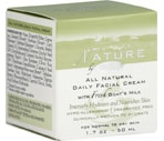 Nature by Canus Daily Facial Cream