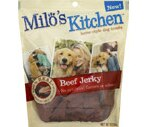 Milo's Kitchen Home-Style Beef Jerky Dog Treats