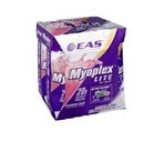 Eas Myoplex Lite Ready-to-Drink Strawberry Cream, 3 Packs of 4CT