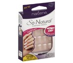Nailene So Natural Everyday French, Short, Pink 71643