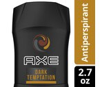 Axe Dark Temptation Invisible Solid Anti-Perspirant & Deodorant