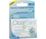 ClearEars Water Absorbing Ear Plugs