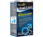 Naturade Vitali-T-Aid Capsules with Clinically Studied Testofen