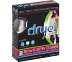 Dryel In-Dryer Cleaning Starter Kit Clean Breeze