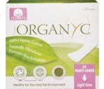 Cotton Organyx 24 Panty-Liners, Light Flow
