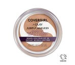 Covergirl & Olay Simply Ageless Foundation Warm Beige 245, SPF 22