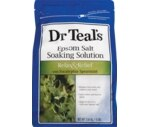 Dr. Teal's Therapy Solutions Epsom Salt Soaking Solution Relax Eucalyptus Spearmint