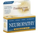Frankincense & Myrrh Neuropathy Rubbing Oil Temporary Pain Relief