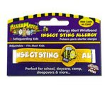 Allermates Allergy Alert Wristbands, Insect Sting