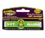 Allermates Allergy Alert Wristbands, Soy