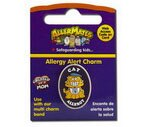 Allermates Wristbands & Allergy Alert Charms, Cat Charm