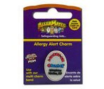 Allermates Wristbands & Allergy Alert Charms, Auvi-Q Charm