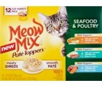 Meow Mix Pate Toppers, Seafood & Poultry