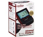 Veridian Healthcare Advanced Display Blood Pressure Monitor Arm Cuff
