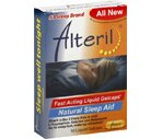 Alteril Natural Sleep Aid Fast Acting Liquid Gelcaps
