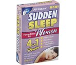 Sudden Sleep 4 in 1 Power Capsules for Women