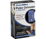 ChoiceMMed Pulse Oximeter with Pedometer