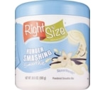 RightSize Powdered Smoothie Drink Mix Skinni Vanilli