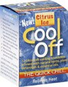 Cool Off Ultra Soft Cooling Towelettes Citrus Ice
