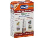 Nozin Allergy Master Dual-Action Nasal Spray