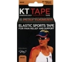 KT Tape Original Kinesiology Therapeutic Precut Strips Tape Beige