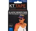 KT Tape Original Kinesiology Therapeutic Precut Strips Tape Blue