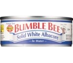 Bumble Bee Premium Solid White Albacore Tuna