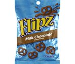 Flipz Milk Chocolate Covered Pretzels