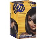 Motions Salon Haircare Silkening Shine Relaxer System No-Lye Regular