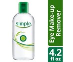 Simple Sensitive Skin Expert Eye Make-Up Remover