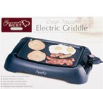 Gourmet's Best Cool-Touch Electric Griddle
