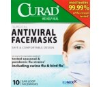Curad Surgical Facemasks