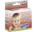 Spiffies Tooth Wipes Natural Apple Flavor