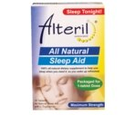 Alteril All Natural Sleep-Aid with L-Tryptophan Tablets